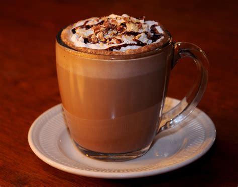 Coffee Toffee my coffee shop toffee nut mocha