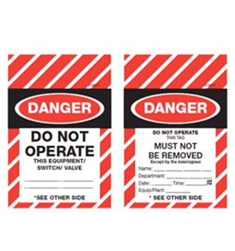 printable danger tags ter proof danger tag do not operate sta011 aaa