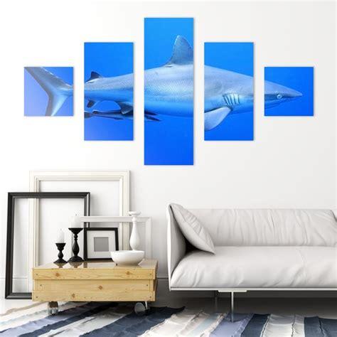 tableau triptyque 5 tableaux personnalis 233 sur toile canvas chassis bois 250 x 150 cm