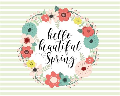 printable home decor spring printables for your home