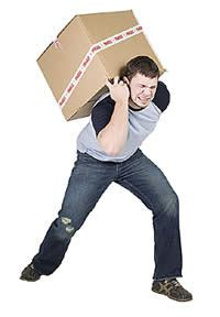 How To Up Someone Who Is A Heavy Sleeper moving tips for heavy lifting