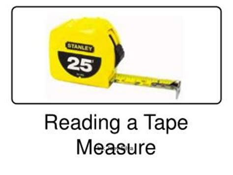show tape measure reading powerpoint ppt how to read a measure powerpoint presentation id 5335055