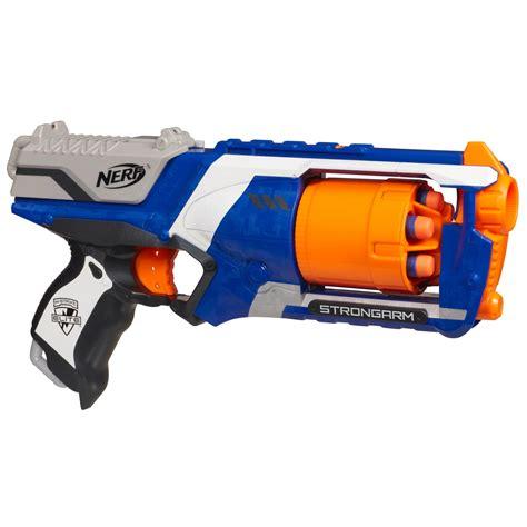 amazon nerf guns amazon com nerf n strike elite strongarm blaster colors