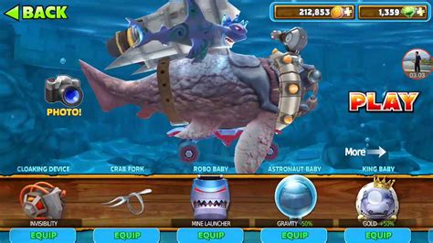download game hungry shark mod untuk android cheat hack coin dan gems hungry shark evolution youtube