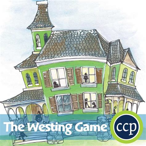 Novel The Westing the westing novel study guide grades 7 to 8