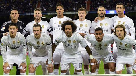 imagenes del real madrid equipo real madrid barcelona la liga line up goal com
