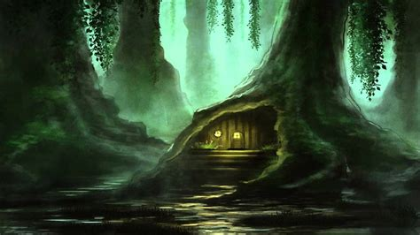 creepy swamp  toadstool swamp youtube