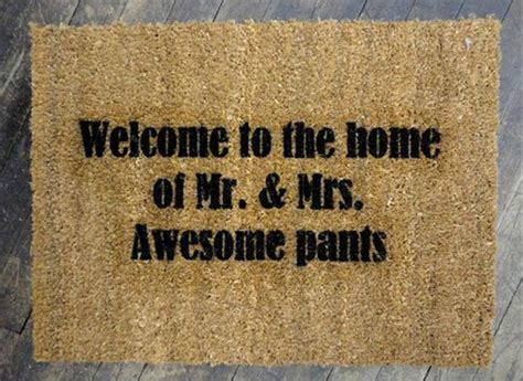 funny welcome funny welcome mats dump a day
