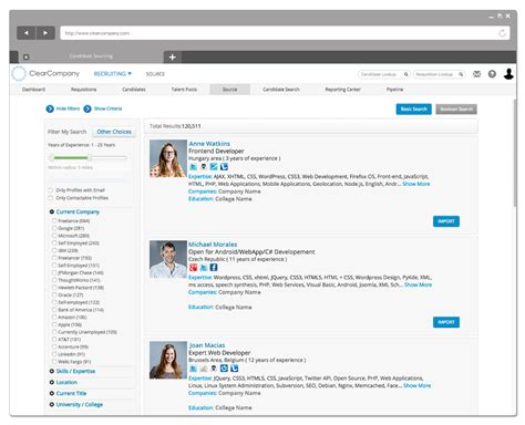 ats tracking applicant tracking systems