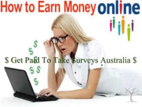 Get Paid To Take Surveys Reviews - get paid to take surveys australia review secret ways to make money online