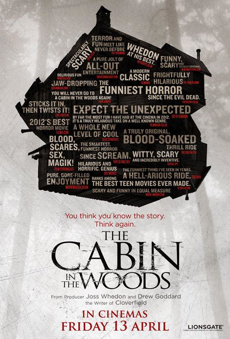 Who Survives In Cabin In The Woods by The Cabin In The Woods Preferences