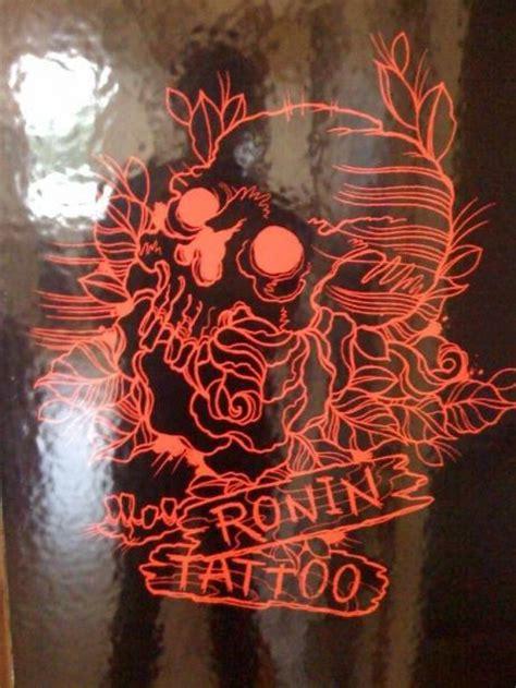 ronin tattoo ronin studio