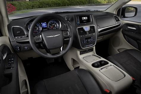 Town And Country Interior by Chrysler Town Country 30th Anniversary Edition
