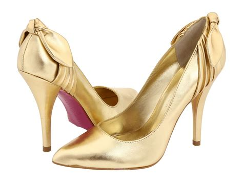 Gold Shoes shoes gold shoes