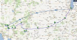 Route 66 Maps by Route 66 Map Related Keywords Amp Suggestions Route 66 Map