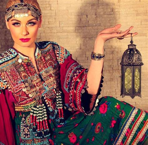 Afghanistan Fashion Show After Decades 2 by Traditional Afghanistan Clothing For The Afghan