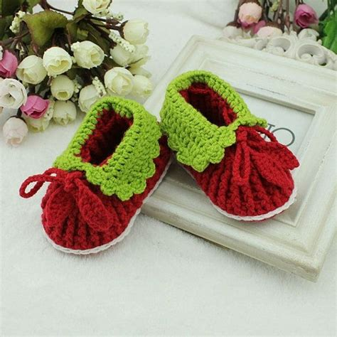 handmade crochet baby shoes crocheting baby shoes woven