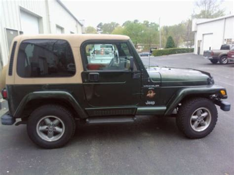 1997 jeep wrangler transmission problems purchase used 1997 jeep wrangler sport utility 2