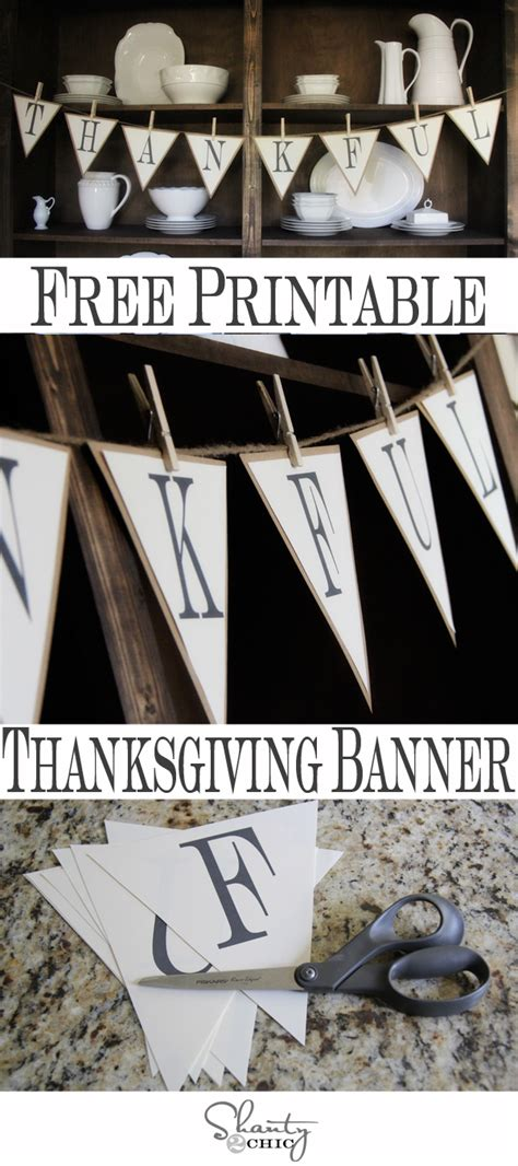 printable free thanksgiving banner thanksgiving banner related keywords suggestions