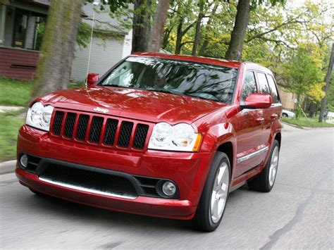 jeep srt8 2006 2006 chevrolet trailblazer ss vs 2006 jeep grand