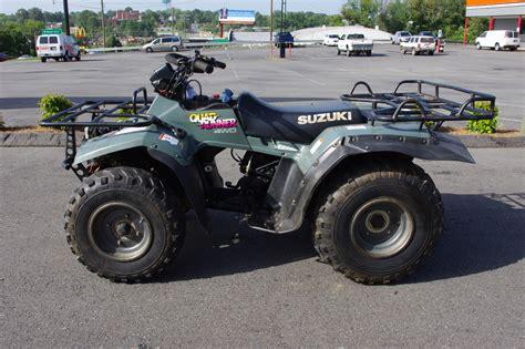 2001 Suzuki Quadrunner 500 Image Gallery 2001 Suzuki 250 4 Wheeler