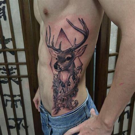 tattoo meaning deer 124 best deer tattoos images on pinterest animal tattoos