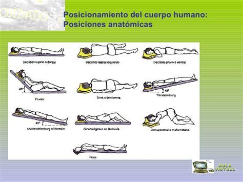 posturas de cama posiciones