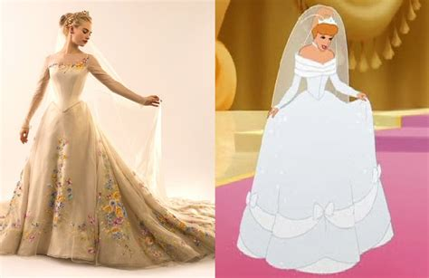 Cinderella Wedding Dress Animation by The Of Cinderella S Wedding Gown Reactor