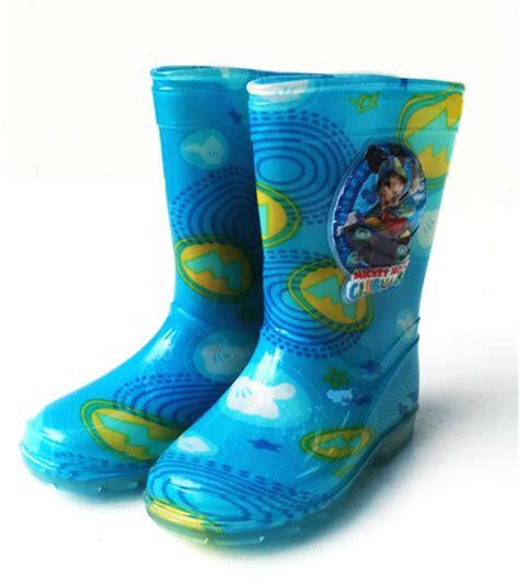 Sepatu Boots Frozen sepatu boot anak karakter toko bunda