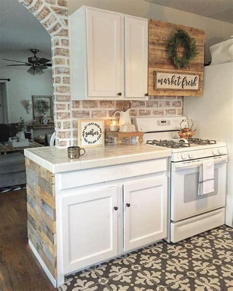 best 25 faux brick backsplash ideas on pinterest white regarding the 25 best painted brick backsplash ideas on pinterest