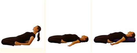 reclining hero pose reclining hero pose australian school of meditation