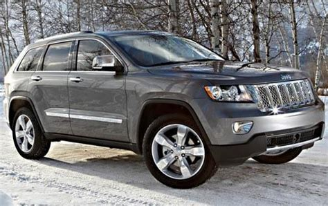 jeep suv 2011 2011 jeep grand cherokee information and photos