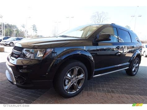 Journey To The Black 2016 pitch black dodge journey crossroad plus 111066280