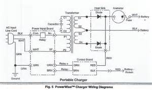 ezgo charger wiring diagram