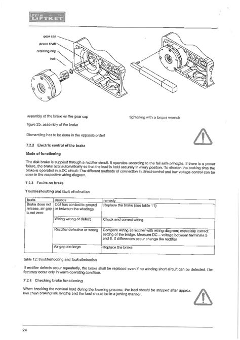 electric chain hoist wiring diagram wiring diagram with