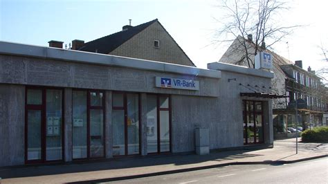 Vr Bank Eg Region Aachen Geldautomat Merkstein