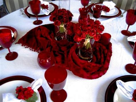 valentine dinner table decorations romantic valentine moment instyle fashion one