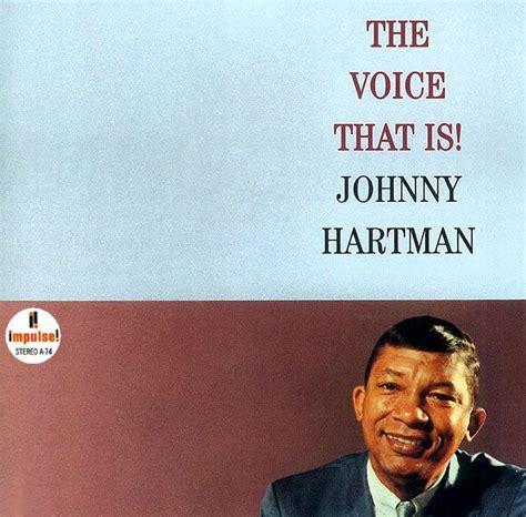 johnny hartman johnny hartman 1923 1983 cover jazz