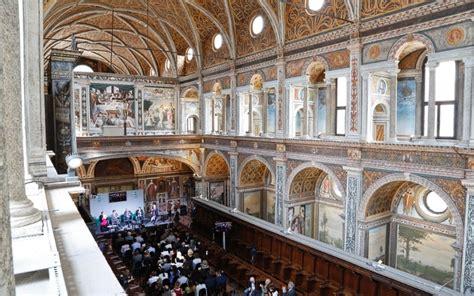 orari bpm popolare di gli affreschi di san maurizio