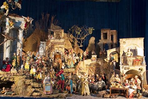 italian nativity creches the presepe tradition of naples italy la gazzetta italiana