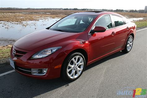 2010 mazda 6 sport review list of car and truck pictures and auto123