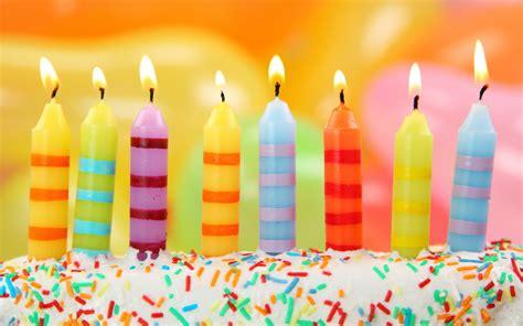 candele buon compleanno candela dell arcobaleno buon compleanno desktop wallpaper