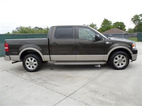 2008 Ford F150 Specs by 2008 Ford F150 King Ranch Supercrew Data Info And Specs