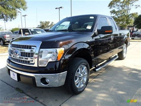 Brown Ford by 2013 Ford F150 Xlt Supercab In Kodiak Brown Metallic