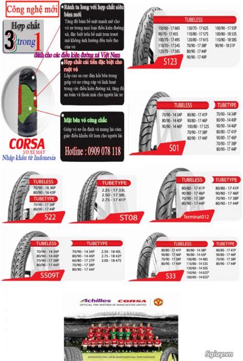 Corsa Terminat 012 80 90 17 Tt to 224 n quốc lốp xe corsa c 244 ng nghệ của 221 v 224 được sản xuất tại indonesia 5giay