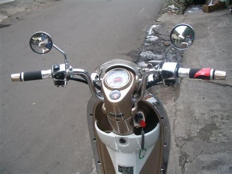 Karpet Scoopy Esp doctor matic klinik spesialis motor matic modifikasi
