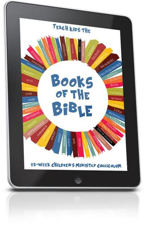 Free Books Of The Bible Sunday School Lesson Children S