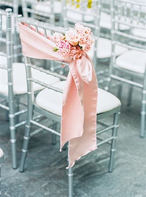 Including Pink Details in Your Wedding Ceremony