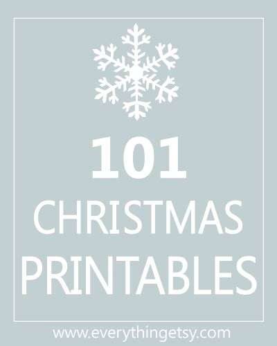 printable christmas cards to decorate 101 christmas printables free everythingetsy com
