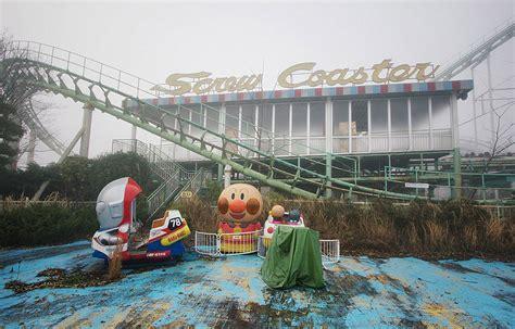 theme park zombieland zombieland creepy abandoned amusement parks china org cn